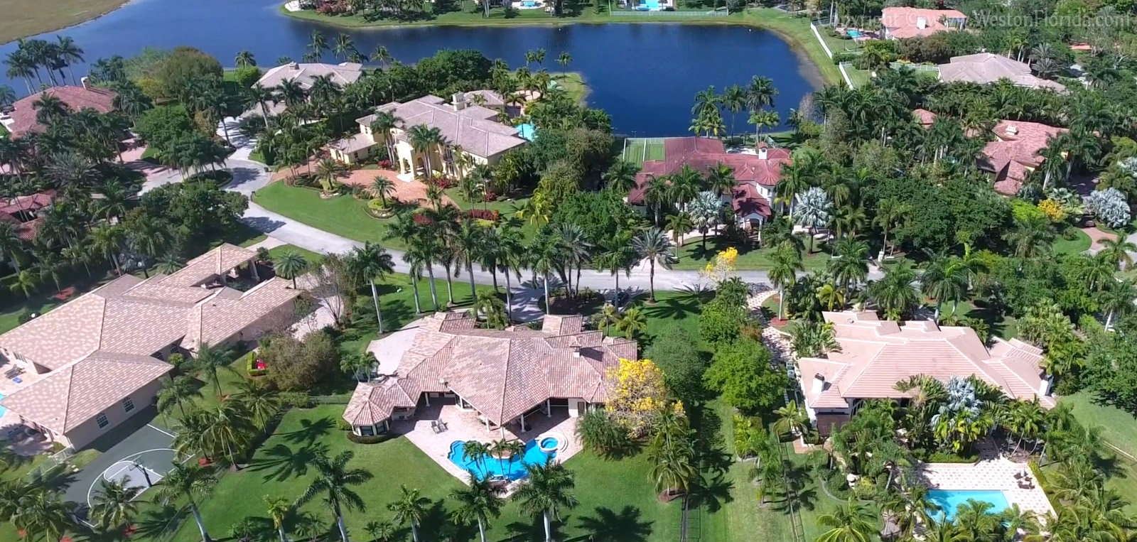 Homes in Weston Florida